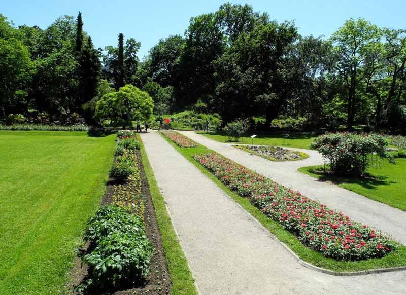 Botanicki Vrt Sveucilista U Zagrebu